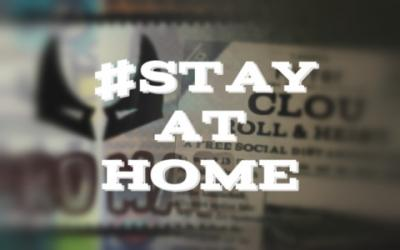 #stayathome Spiel 2: Hero Mail Ankündigung