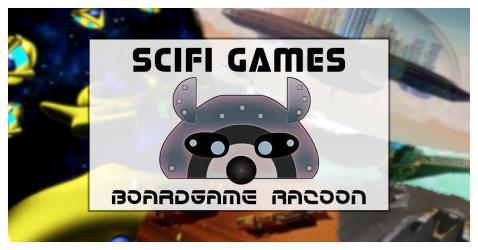 Einige science fiction Spiele in der Zukunft