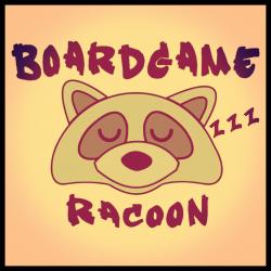 Boardgame Racoon muss leider in eine kleine Sommerpause gehen