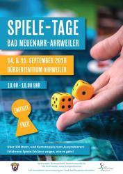 Die Spieletage in Bad Neuenahr - Ahrweiler