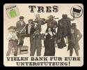 III - TRES ist finanziert