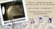 #stayathome - CLOU - ROLL & HEIST